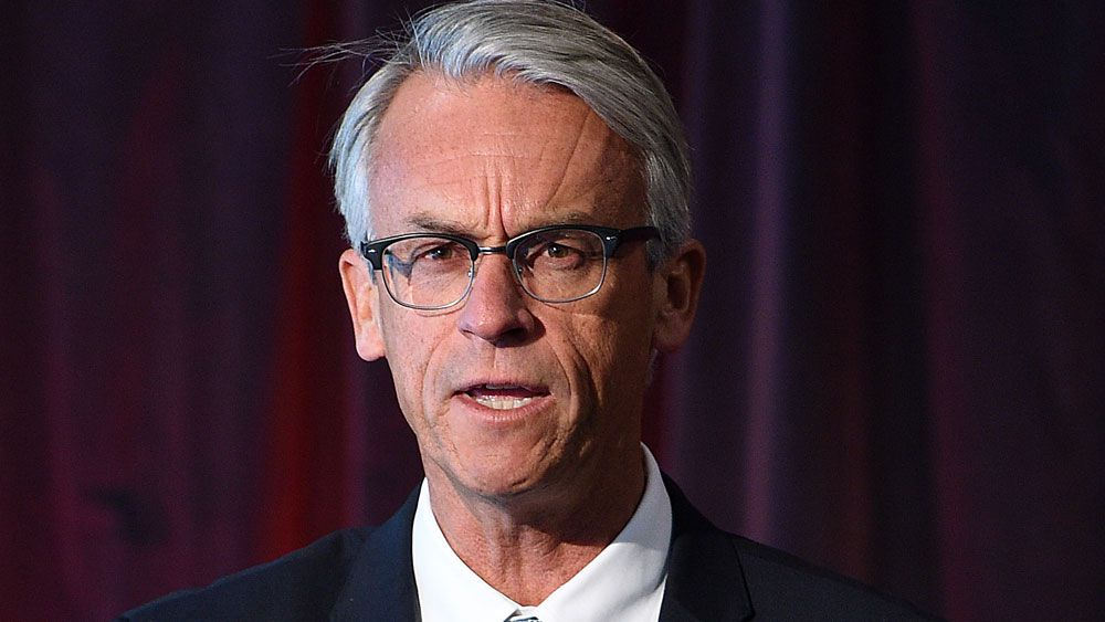 David Gallop.(AAP)