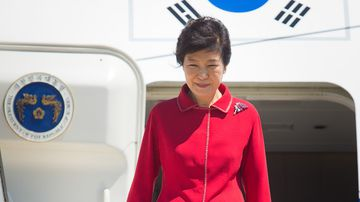 Republic of Korea's President Park Geun-hye has been fired. (AAP)