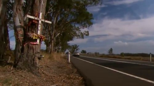 Dozens of fatalities have occurred on the stretch of road over the past twenty years. (9NEWS)