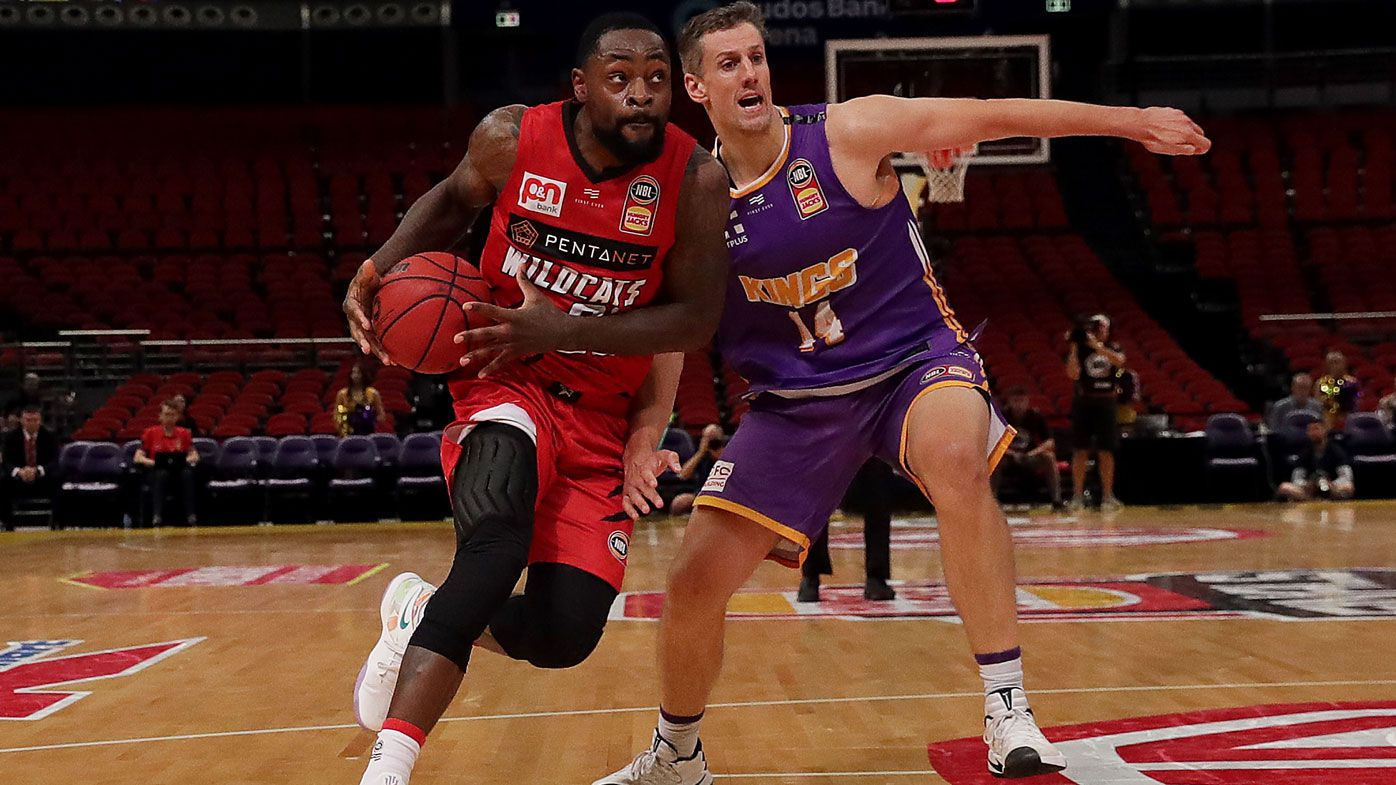 The Wildcats have staked their claim to the NBL title after the season was canceled mid-finals series. (Getty)