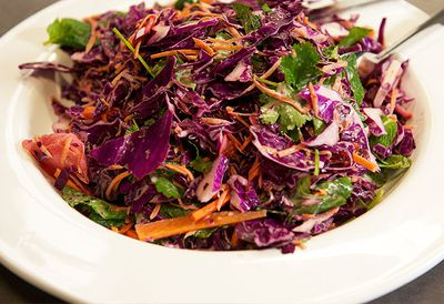 """Recipe:<a href=""""/recipes/icabbage/8864095/mexican-slaw"""" target=""""_top"""" draggable=""""false"""">Mexican slaw</a>"""