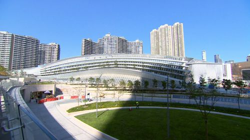 The project is 4 million square feet of real estate. Image: 9News