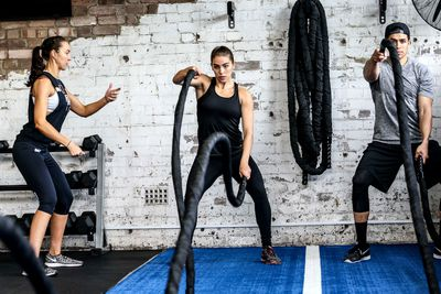 1. High-intensity interval training (HIIT)