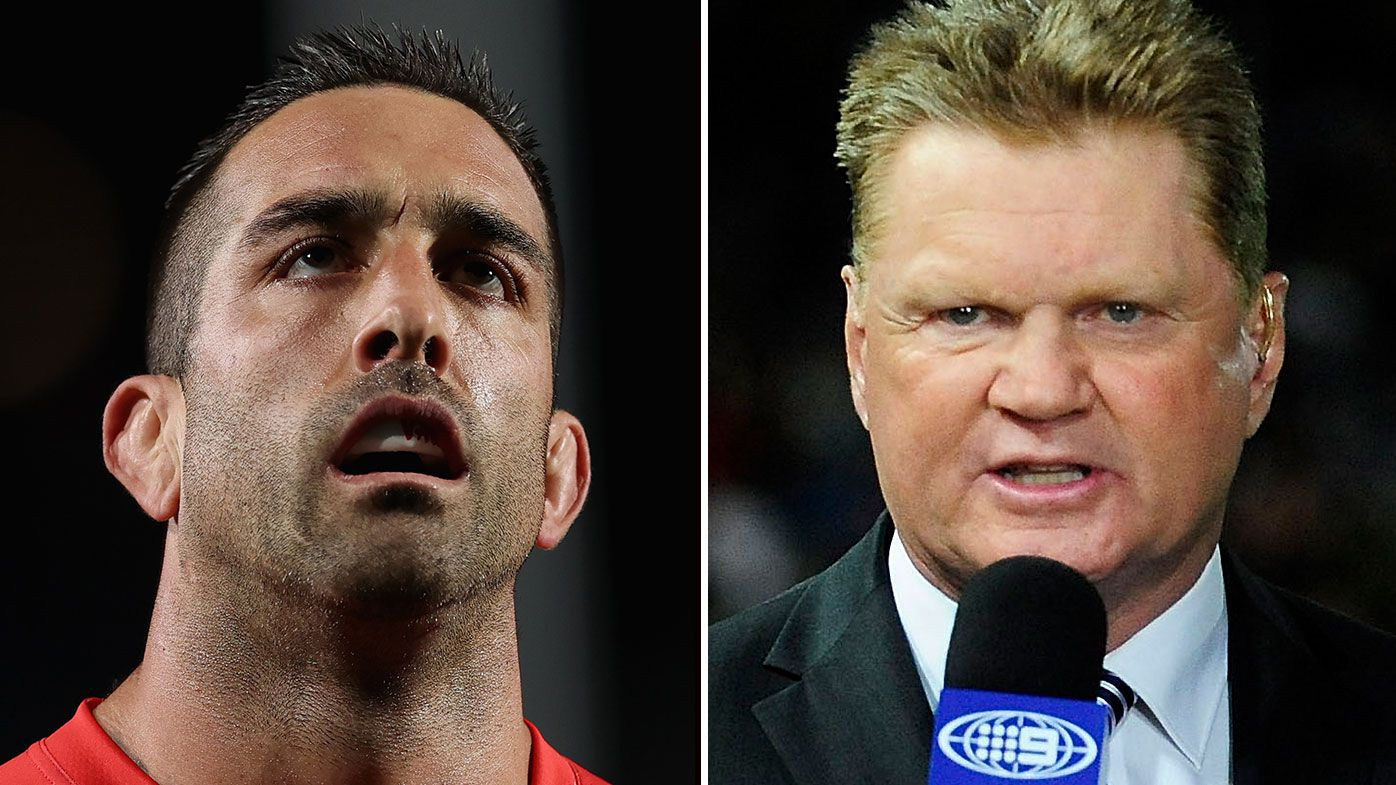 'These blokes are d---heads': Vautin, Slater hand Dragons revellers brutal reality check