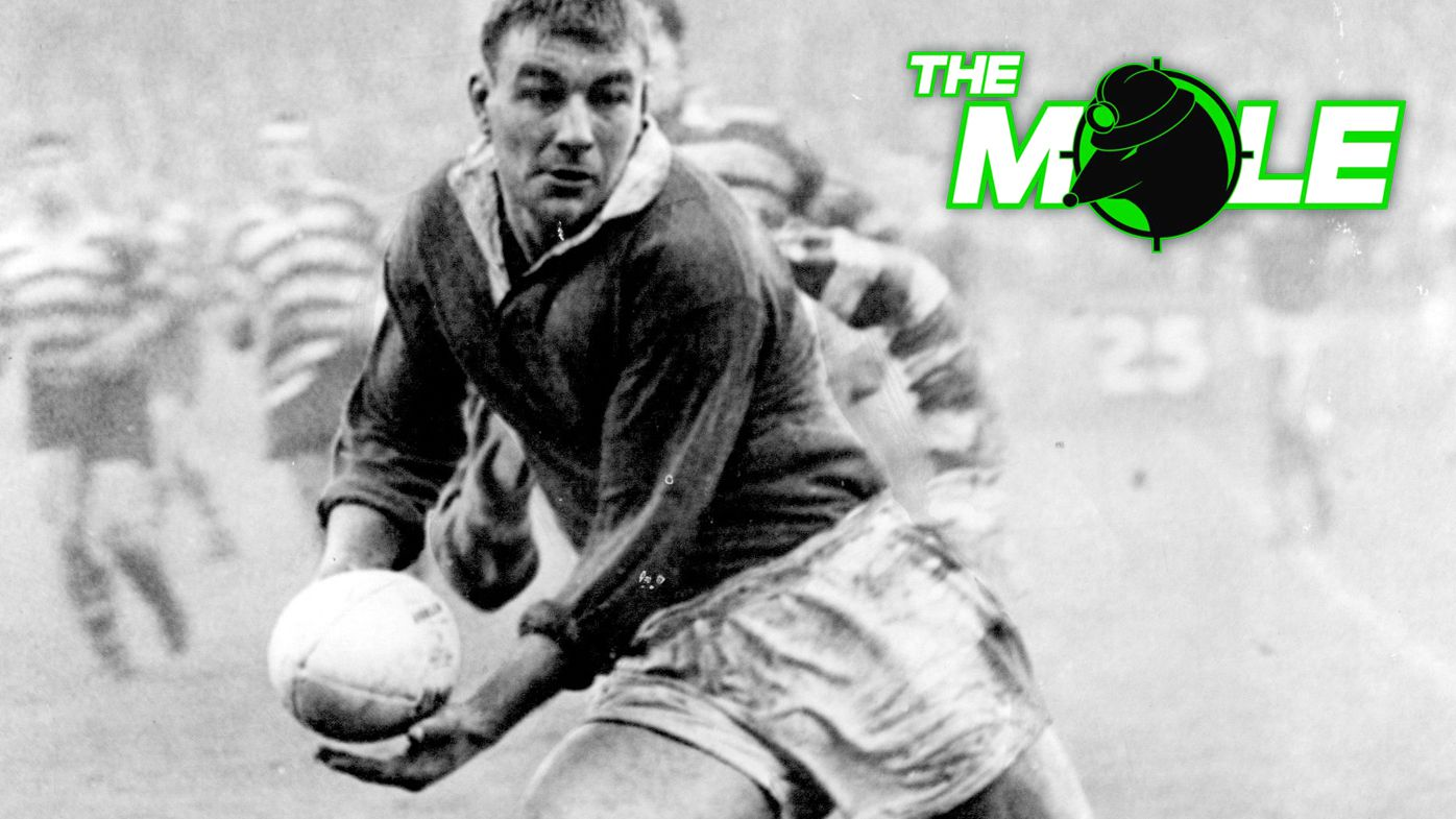 The Mole: Dragons mourn loss of club great and international star Dick Huddart