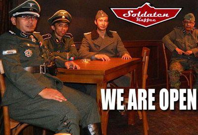 Nazi cafe