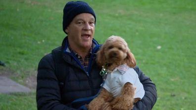 Dog custody battle sees man snatch pooch in park