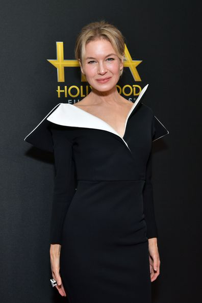 Renée Zellweger, red carpet, film awards