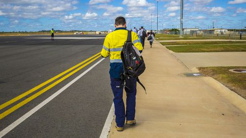 Border closures separate FIFO workers from their families for months