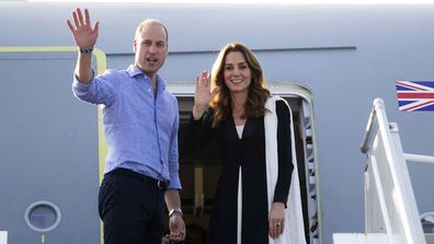 Prince William Kate Middleton Pakistan 2