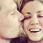 Kaley Cuoco says coronavirus 'forced' her to move in with husband Karl Cook