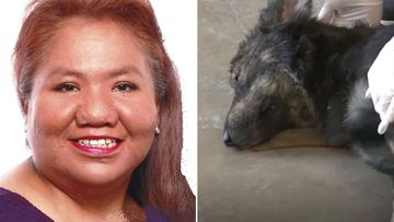 Tracy Garcia, 52, was killed by a neighbour's dogs in her home last week. Picture: Supplied/KXII