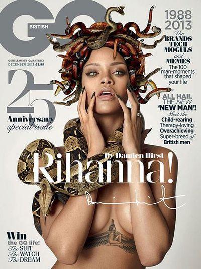 <p>Rihanna, 2013</p>