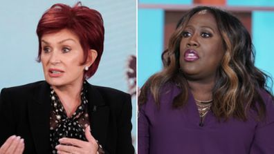 Sharon Osbourne, Sheryl Underwood