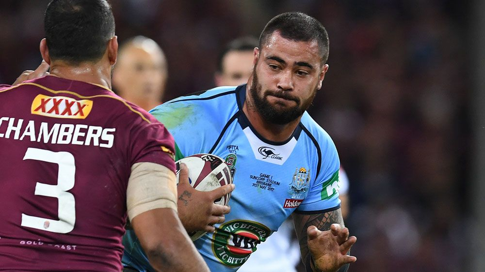 Sharks forward Andrew Fifita is the best player in the NRL according to Cronulla skipper Paul Gallen