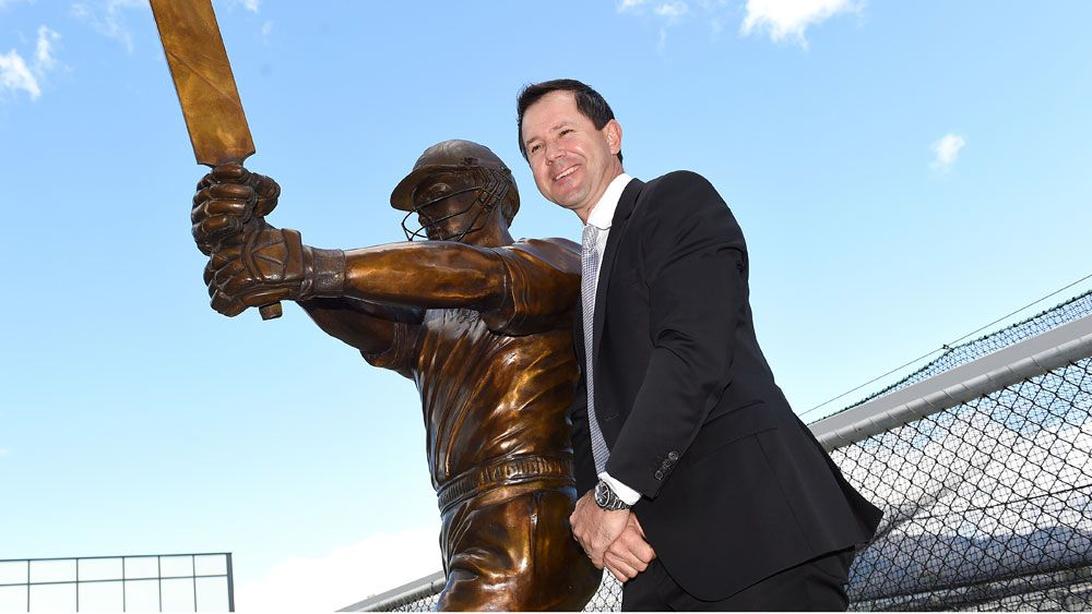 Ricky Ponting. (AAP)