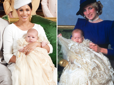 Does Archie look more like Meghan or Harry?