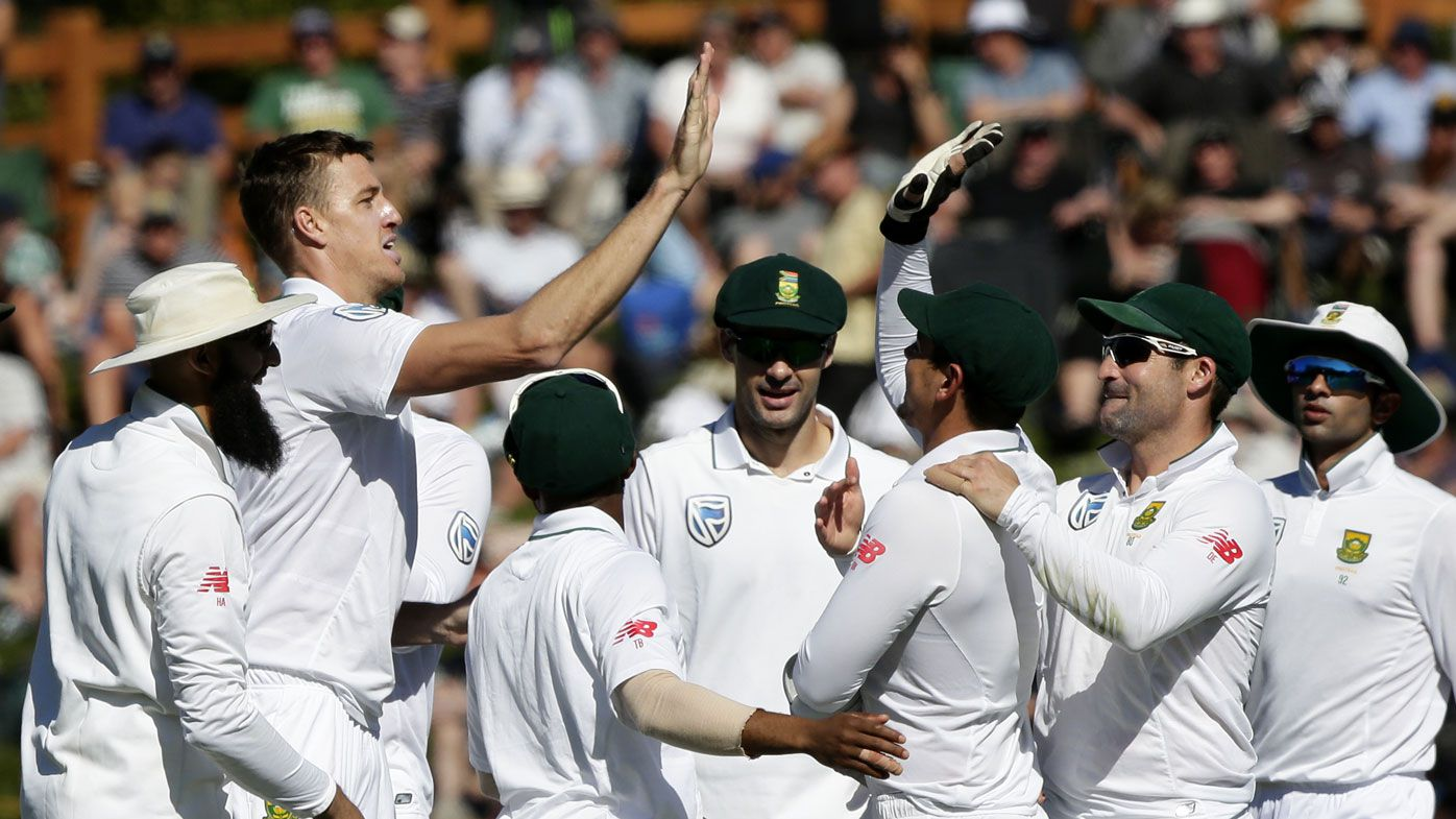 Aussie Tests to be South African quick Morne Morkel's farewell