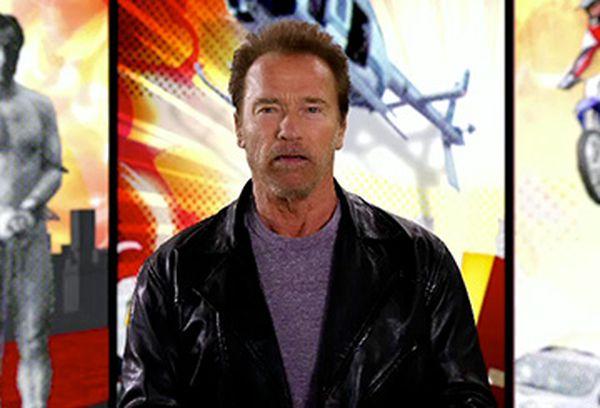 Arnie's Greatest Ever Stunts