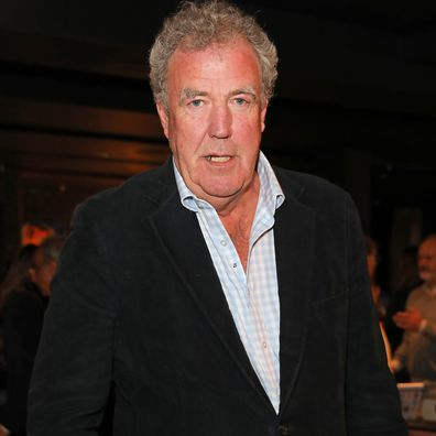 """Jeremy Clarkson attends the launch of Fatima Bhutto's book """"New Kings of the World"""" at Nolita Social on October 16, 2019 in London, England."""