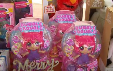 Bubble Trouble toys Christmas