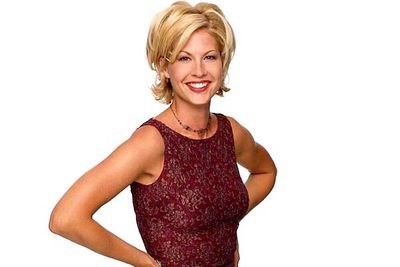 <B>Nominated for...</B> Outstanding lead actress in a comedy series for <I>Dharma & Greg</I>, from 1998 to 2000.<br/><br/><B>Why it's bad:</B> Did anyone actually watch <I>Dharma and Greg</I> over its five-year run? Sometimes actors gain nominations simply because there's no one better to choose from — perhaps that's how Jenna Elfman scored three nominations for the shrill, predictably quirky, entirely bland character of Dharma over three consecutive years.