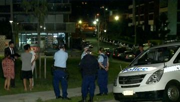 Man stabbed in the neck and chest hospitalised
