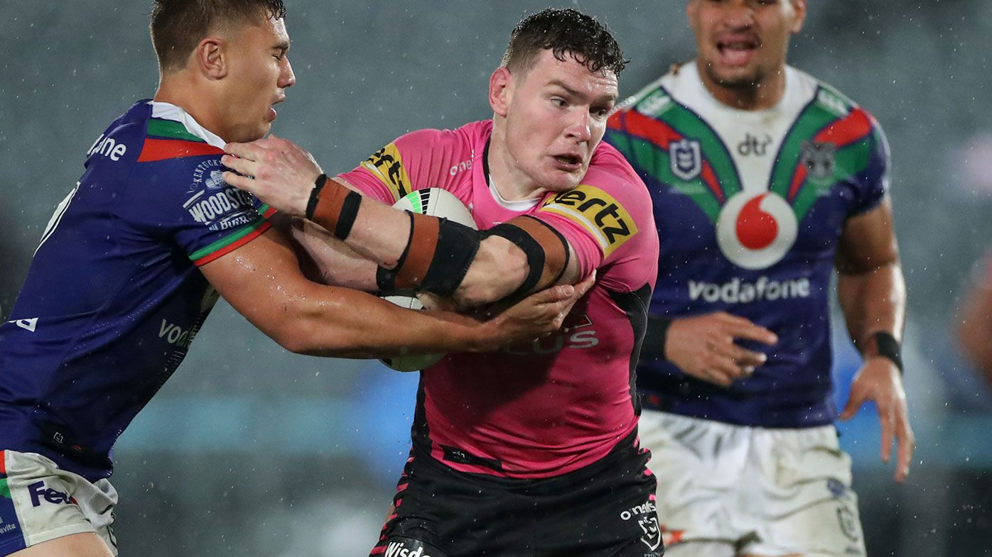 Penrith Panthers re-sign Liam Martin on new two-year deal