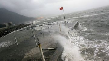 A tsunami which struck southern China around a thousand years ago nearly wiped out civilization in what is now one of the most densely populated regions of the planet, according to a new study by Chinese scientists.