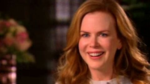 Video: Nicole Kidman on 60 Minutes preview