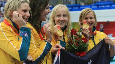 Beijing 2008: Women's 4x100m medley relay
