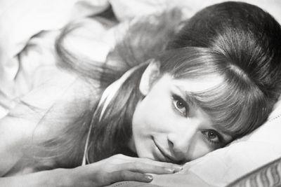 Audrey Hepburn, the classic British beauty.