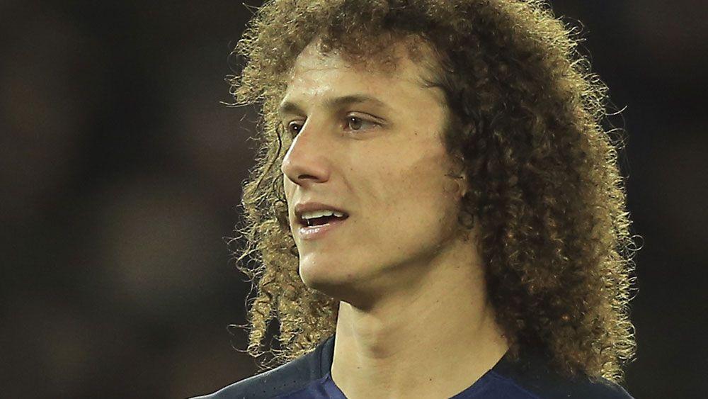 David Luiz. (AAP)