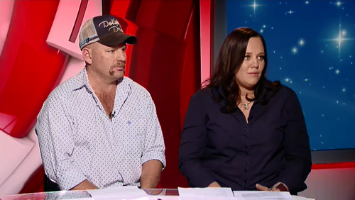 Kate and Tick Everett have applauded the Queensland government's education reforms on bullying.