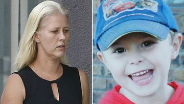 Tyrell's mum 'inflicted fatal blow'