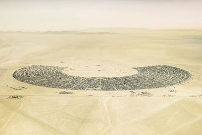 5. Burning Man, USA