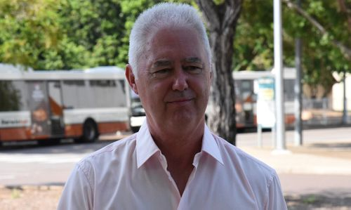 John McRoberts was found guilty of attempting to pervert the course of justice. Picture: AAP