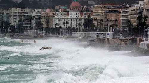 Europe storm Alex