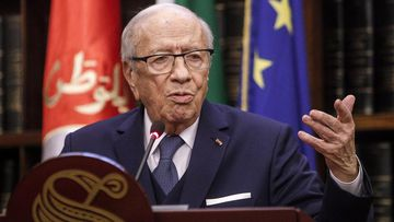 Tunisian President Beji Caid Essebsi has died at 92, after being admitted to hospital for the third time in recent weeks.