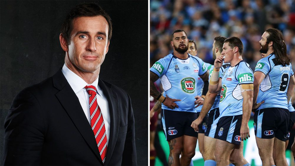 NSW has given life to Queensland State of Origin dynasty says Andrew Johns