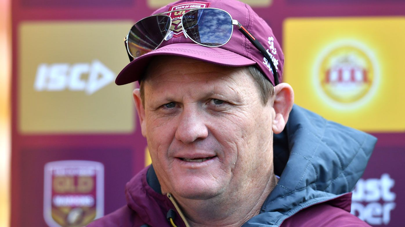 Maroons coach Kevin Walters opens up about Lockyer feud