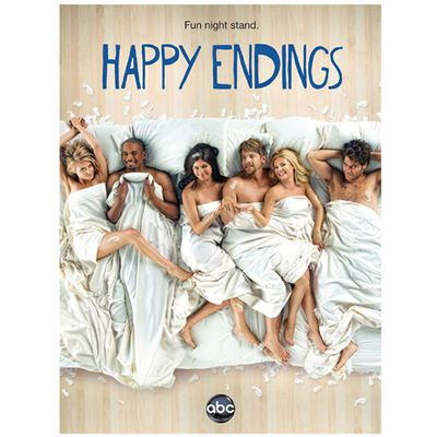 "Happy Endings (ABC) - ""Brothas & Sisters"" (originally aired May 2013)"