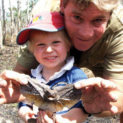 Steve Irwin: 2006