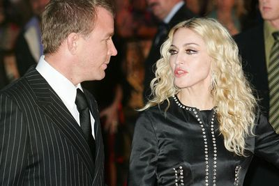 Madge openly admitted 'Miles Away' from her <i>Hard Candy</i> was written about ex-hubby Guy Ritchie. So it must've stung when she dedicated the track to the 'emotionally retarded' during a gig in 2008.