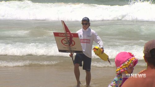 Surf Lifesaving Queensland is campaigning for tourism operators to help spread safety awareness through their new red and yellow flag campaign. (9NEWS)
