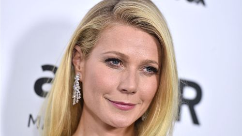 Paltrow said she feared for the safety of her family. (AAP)