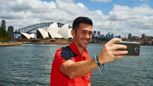 Former Liverpool star Luis Garcia signs with Central Coast Mariners until end of season