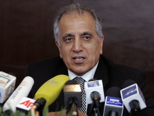 "Zalmay Khalilzad, special adviser on reconciliation says ""significant progress"" was made during lengthy talks with the Taliban."