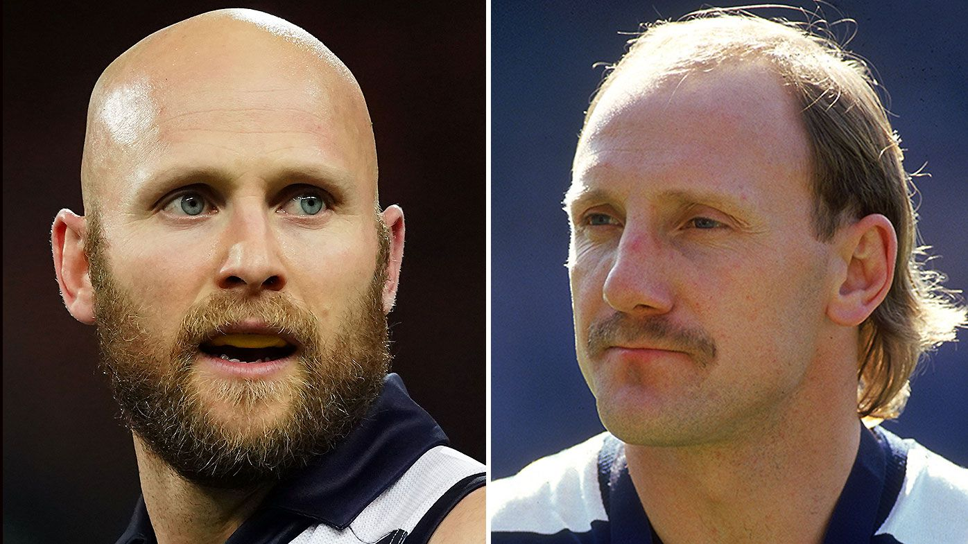 'It really has changed my life': Why Ablett AFL tradition could come to an end