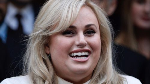 Rebel Wilson was not at court today.